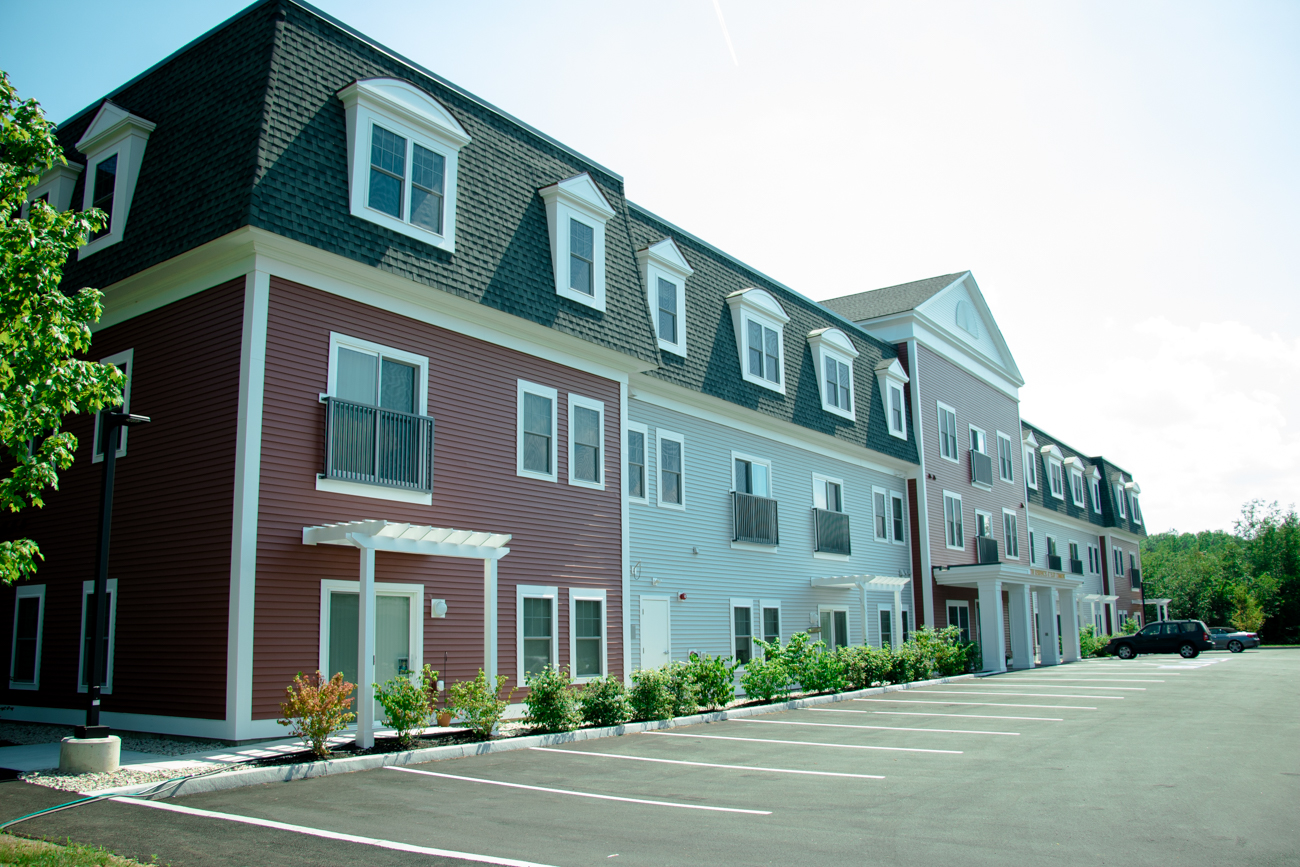 The Residences at Eliot Commons